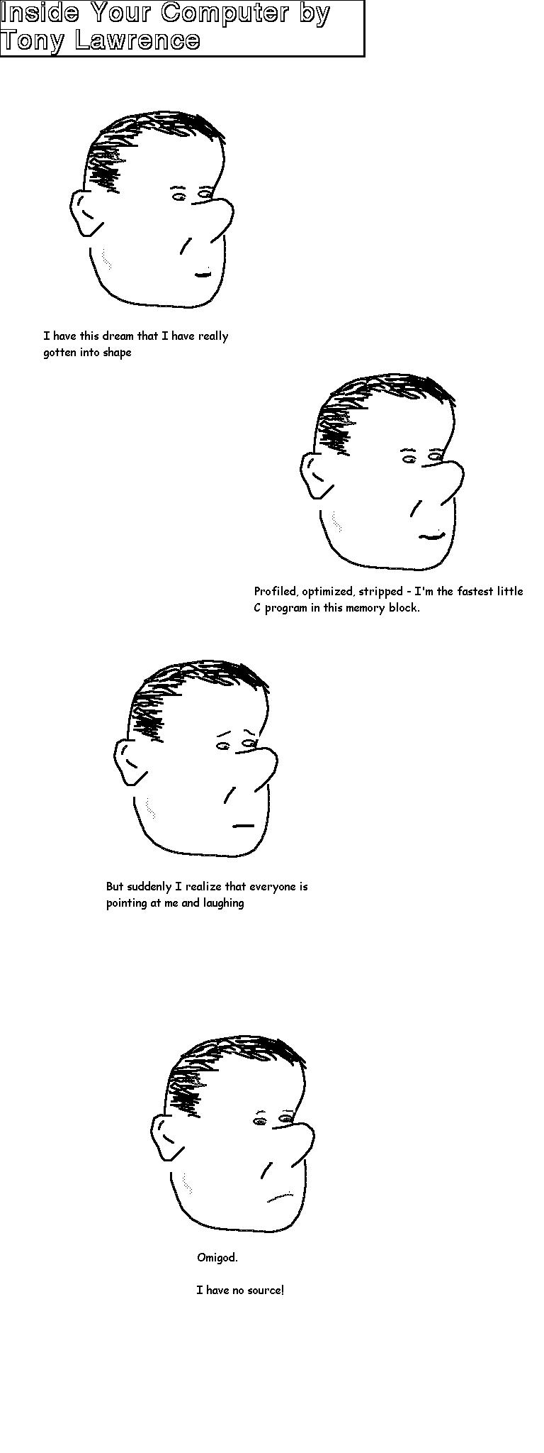 Cartoons: Bad Dreams