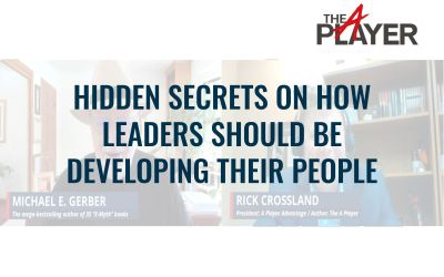 Hidden Secrets on How Leaders should be Developing their People