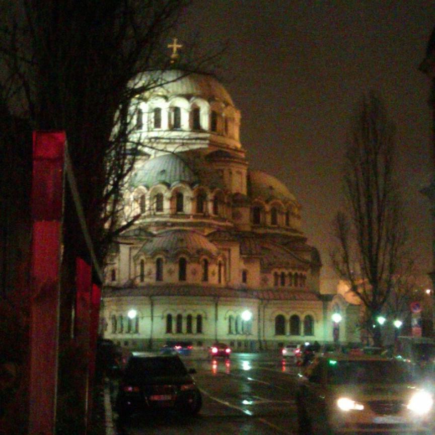 Cathédrale Sofia
