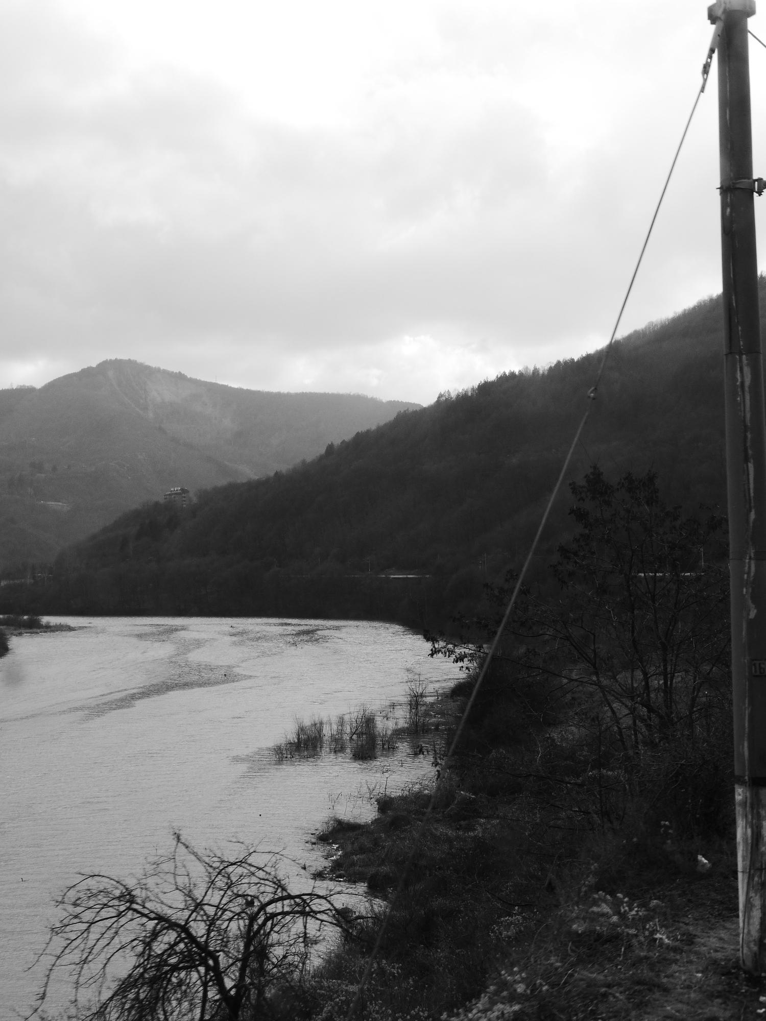 Train gorges de l'Iskar Bulgarie