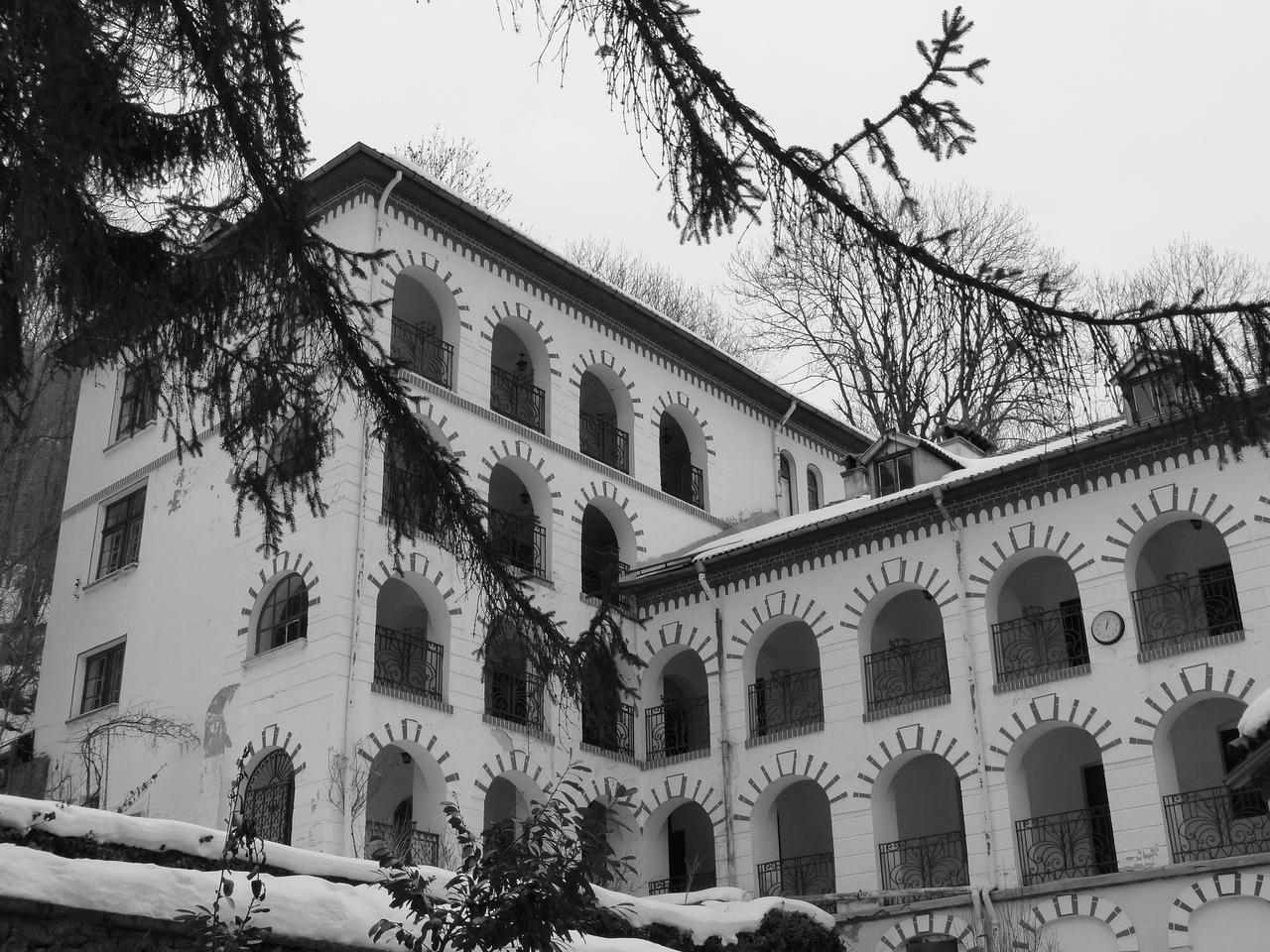 Monastère Sofia Bulgarie