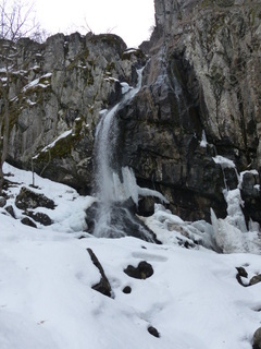 Cascade Boyana Sofia Bulgarie