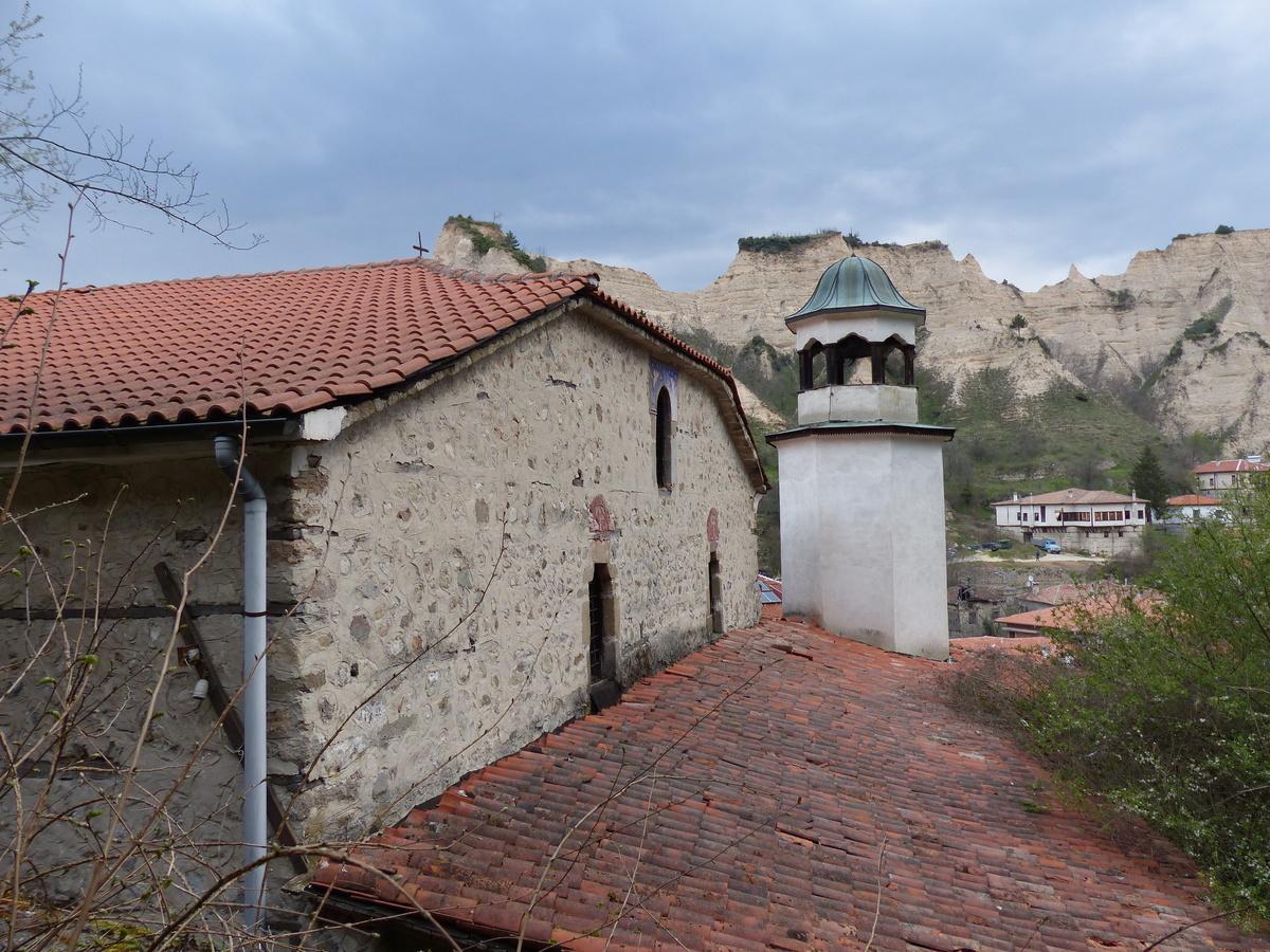 Melnik Bulgarie