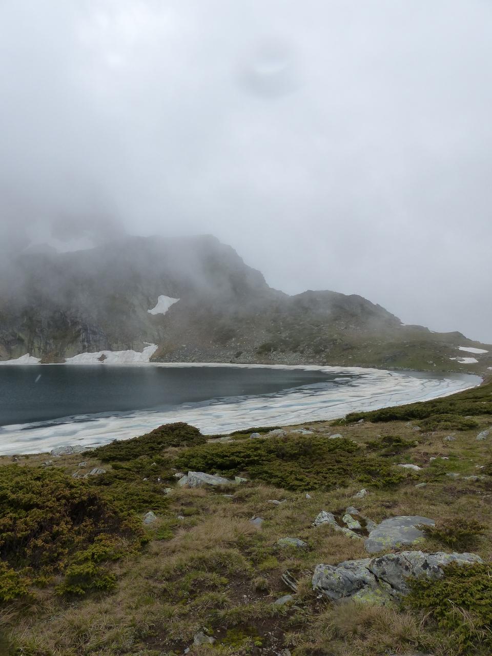 Sept lacs Rila Bulgarie
