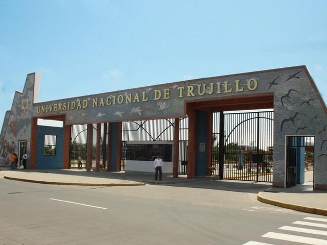 Resultado de imagen para fotos universidad nacional de trujillo