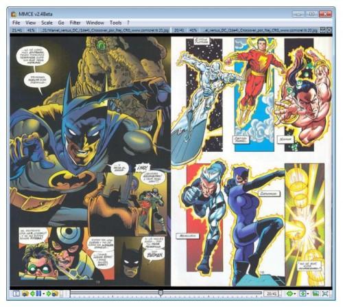 MangaMeeya, un recomendable lector de cómics para Windows - Aplicaciones Útiles