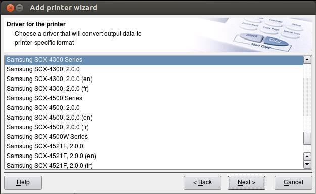 Samsung scx-4300 driver download for windows 10, 8, 7 & mac.