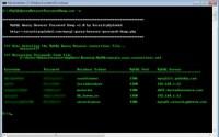 s mysql query browser password dump
