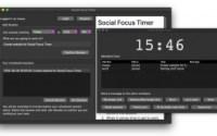 s social focus timer