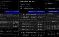 s cross platform disk test cpdt