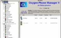 s oxygen phone manager ii for nokia phones