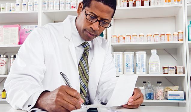 Aplikasi Apotek - kartu stok obat