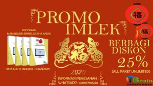Promo Imlek SOFTWARE USAHA