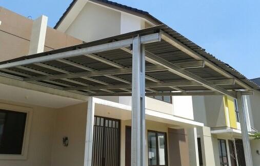 bagus atap baja ringan atau kayu aplikator bogor | kami penyedia jasa ...