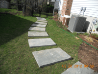 Walkways and Garden Paths - Almost Perfect Landscaping