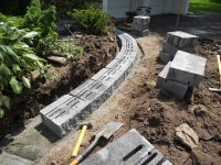 Retaining Walls - almost PERFECT Landscaping