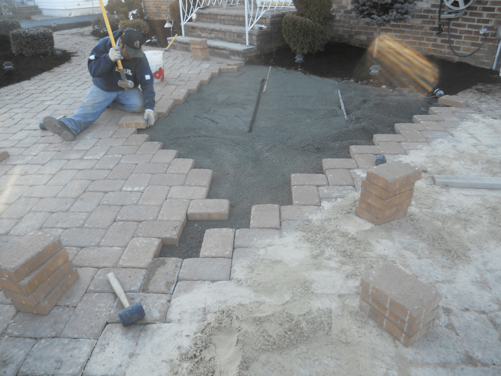 Patio Design Build Almost Perfect Landscaping
