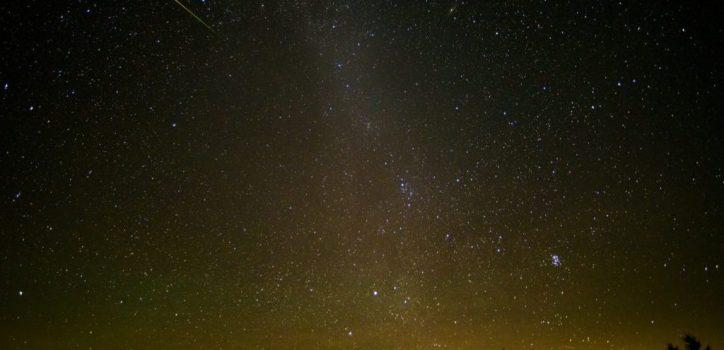 Les Perséides – pluie d'étoiles filantes