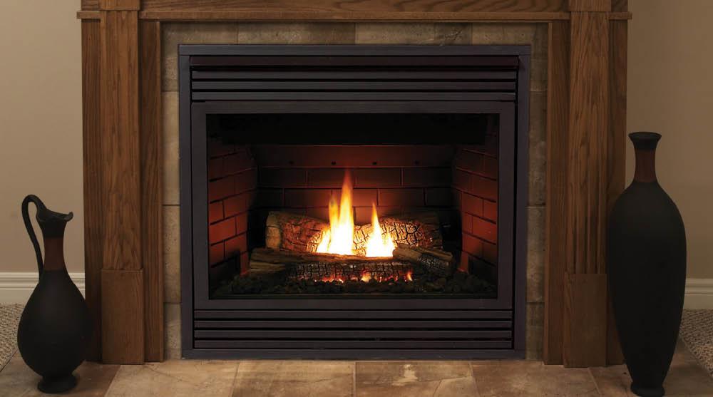 a plus inc  Majestic Direct Vent Fireplace Models
