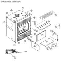 a plus, inc. - Lennox Brentwood LV Replacement Parts and ...