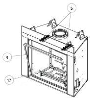 a plus, inc. - Lennox LSM40 Montebello Replacement Parts ...