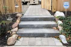 permeable steps and walkway in Lebanon PA