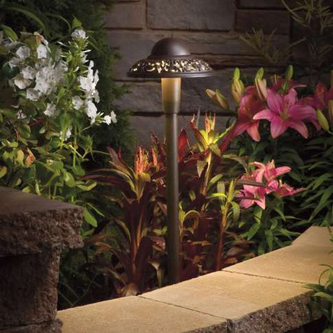 outdoor LED lighting example