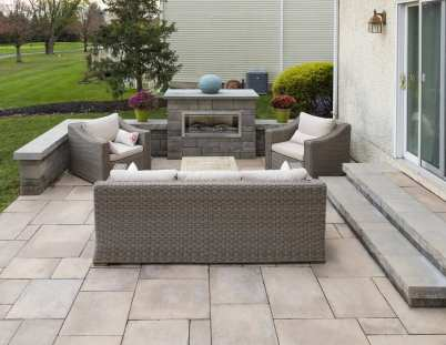 outdoor fireplace in lancaster pa