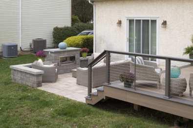 backyard entertainment example