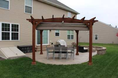 custom pergolas in berks pa