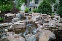 outdoor water features example