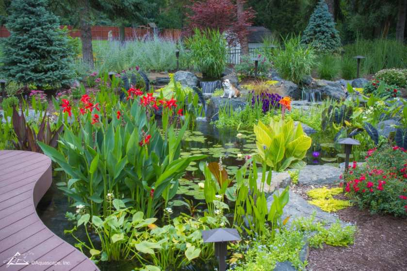 outdoor water features and pond in lebanon pa