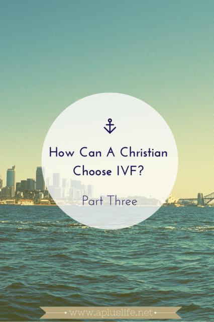 How Can A Christian Do IVF