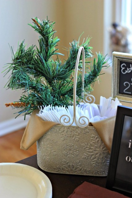 Baby It's Cold Outside Baby Shower Theme by Missouri lifestyle blogger A + Life