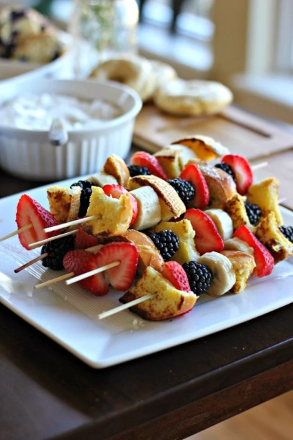 Breakfast Kabobs