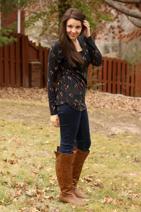 Stitch Fix Review #10 by Missouri style blogger A + Life