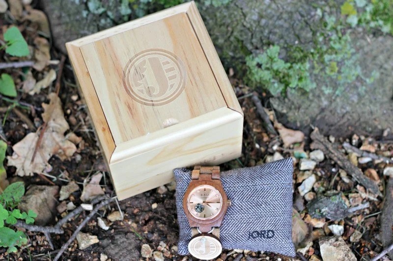 Jord Wood Cora Watch