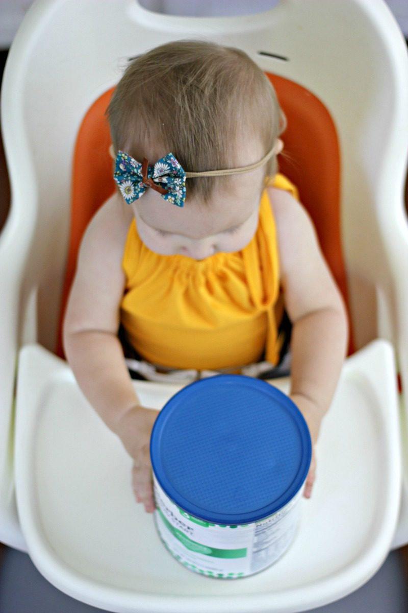 Gerber Stage 3 Good Start Toddler Drink!