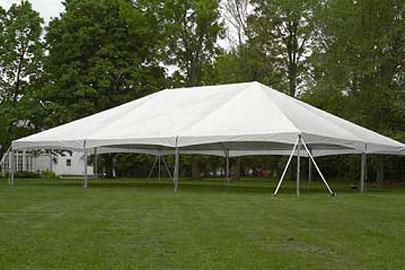 30x45 frame tent