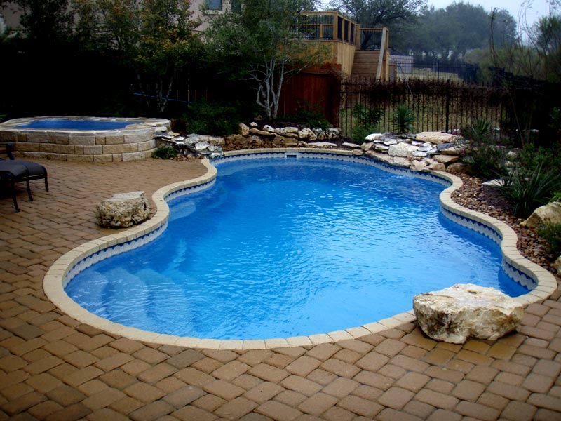 A Plus Pools Perimeter Pool Tile From Oregon S Premier