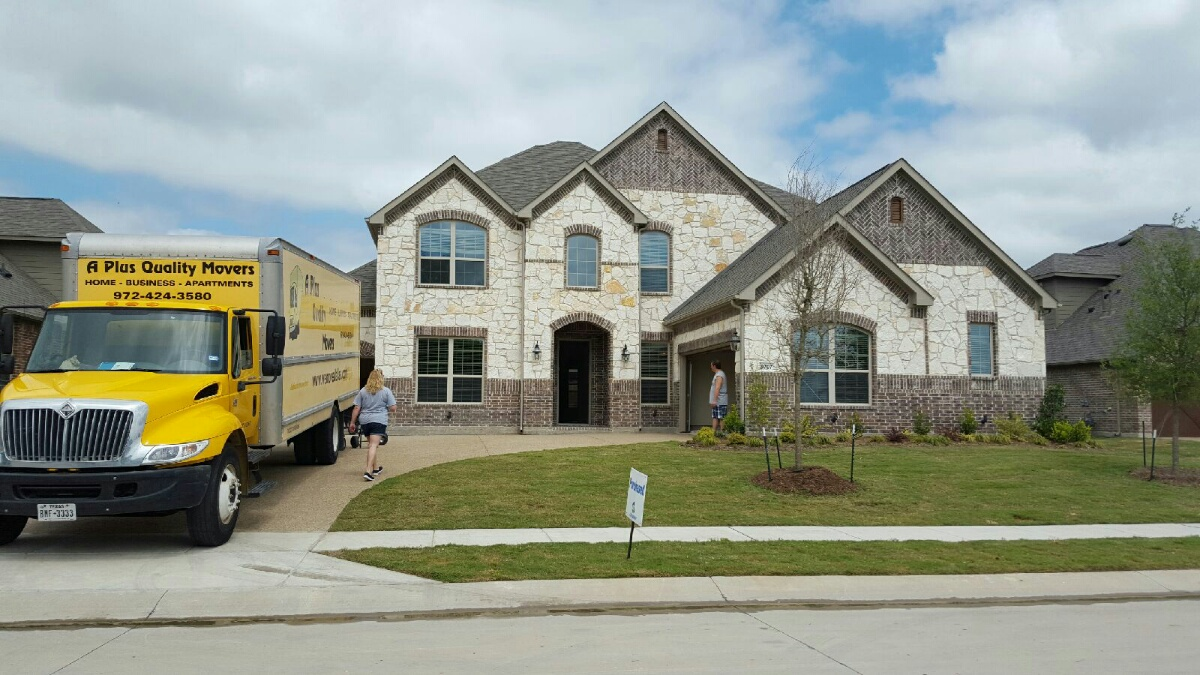 Best Kitchen Gallery: A Plus Quality Dallas Movers Dallas Texas Moving And  Relocation Of Apartment