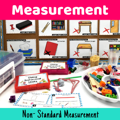 small resolution of Non Standard Measurement Activities {Hands-On FUN!}