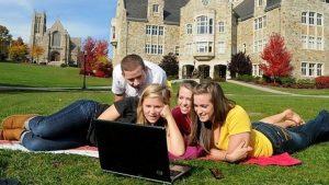 Yurtdışı Üniversite Kampüs