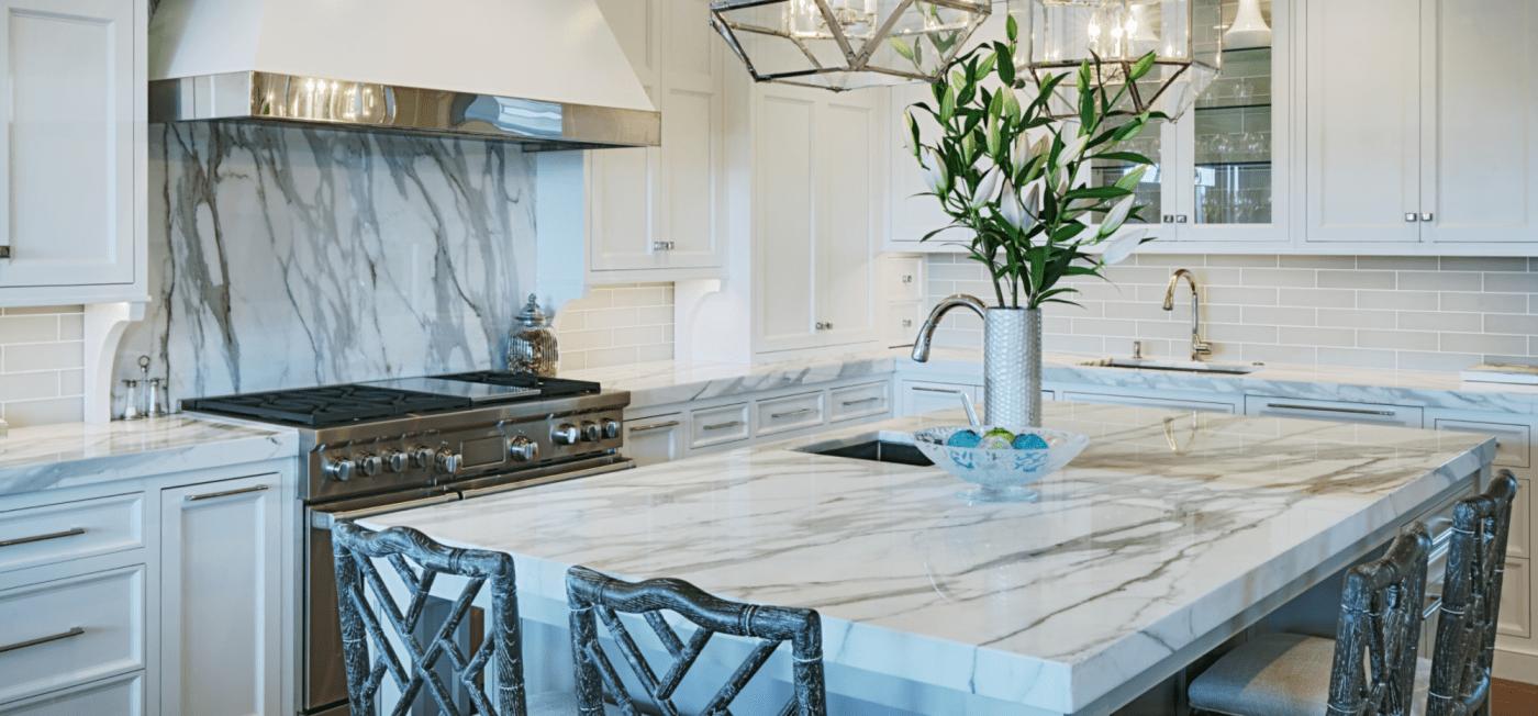 Calacatta Gold  Absolute Kitchen  Granite
