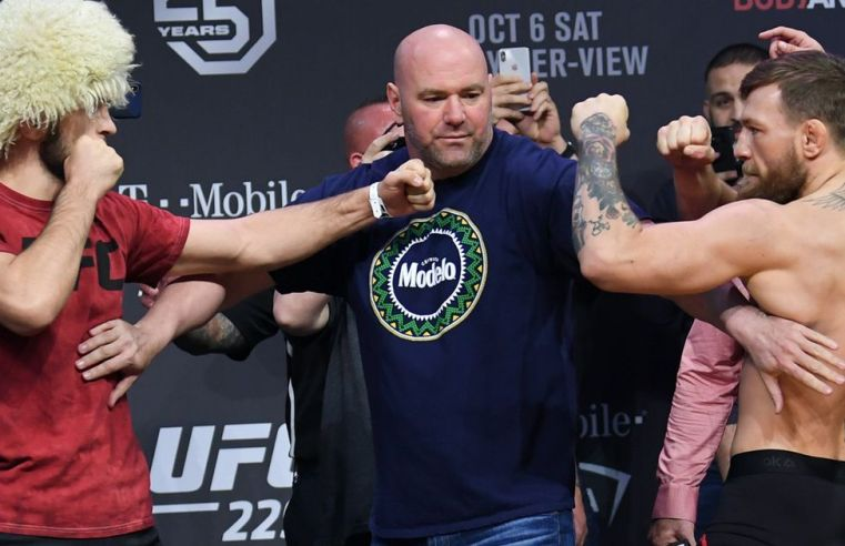 Dana White Reveals Two 'Dream Fights' He Wants To See In The UFC