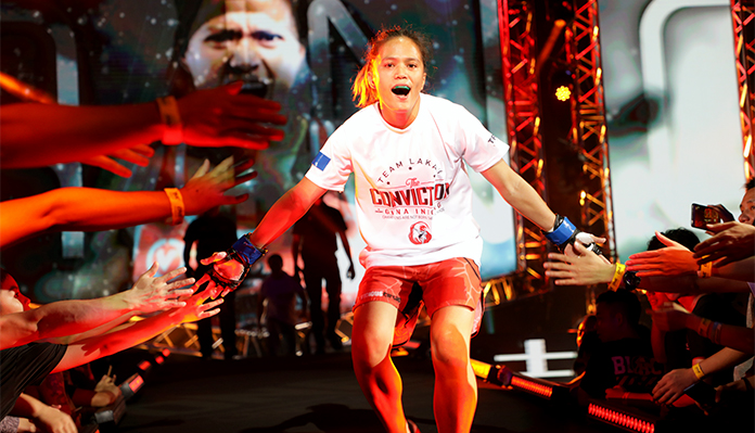 Gina Iniong: The Fans Will See Just How Much I've Improved