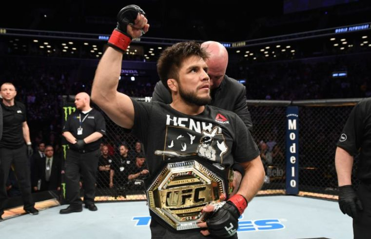 Henry Cejudo Talks About Future Of UFC Flyweight Division