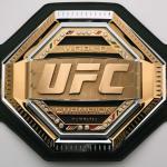 UFC Introduces The UFC Legacy Championship Belt