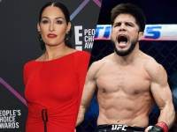 Nikki Bella and Henry Cejudo seem to have hit it off