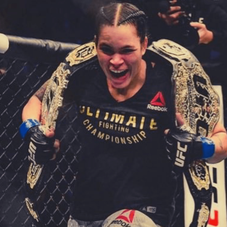 Amanda Nunes Her Fans Following Huge Win At UFC 232